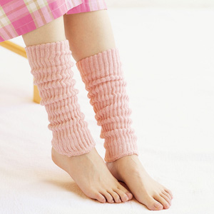 [cecile] Warm Silk Leg Warmer / New Arrival Spring 2020, Ladies