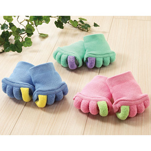 [cecile] Fluffy Toe Cover (3 Color Set) / New Arrival Spring 2020, Ladies