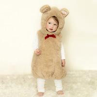 Marshmallow Bear, Baby / Animal Suit, Headwear