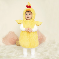Marshmallow Chick, Baby / Animal Suit, Headwear