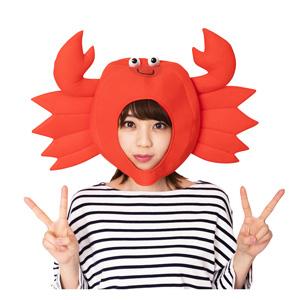 Kaburi-mon Crab Headgear / Cosplay Goods, Costume