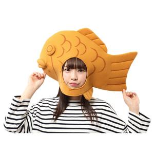 Kaburi-mon Taiyaki Fish Headgear / Cosplay Goods, Costume