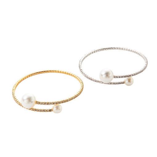 ABISTE 珍珠造型手环