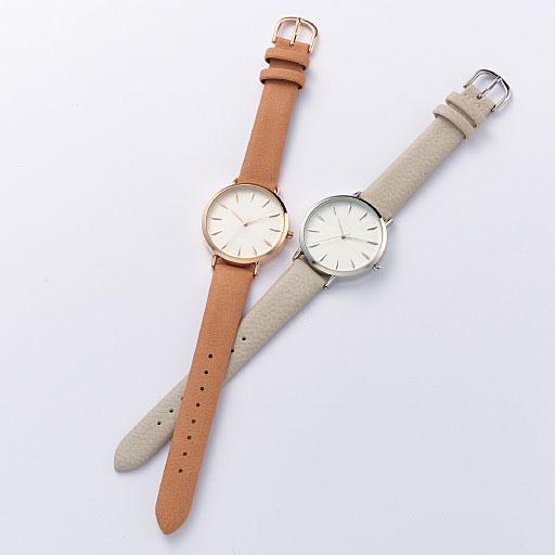 簡約氣質手錶