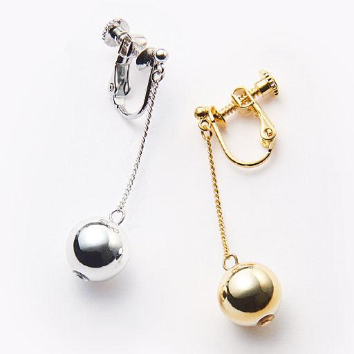 垂墜式珠珠耳環