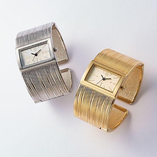 [IMAGE] 金屬圈環手錶/ 2018年夏季新商品, 女裝精品