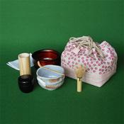 Nara Prefecture, Takayama Chasen Whisk, Ochagokoro, Mini Tea Utensil Set E-1