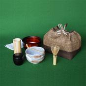 Nara Prefecture, Takayama Chasen Whisk, Ochagokoro, Mini Tea Utensil Set F-1