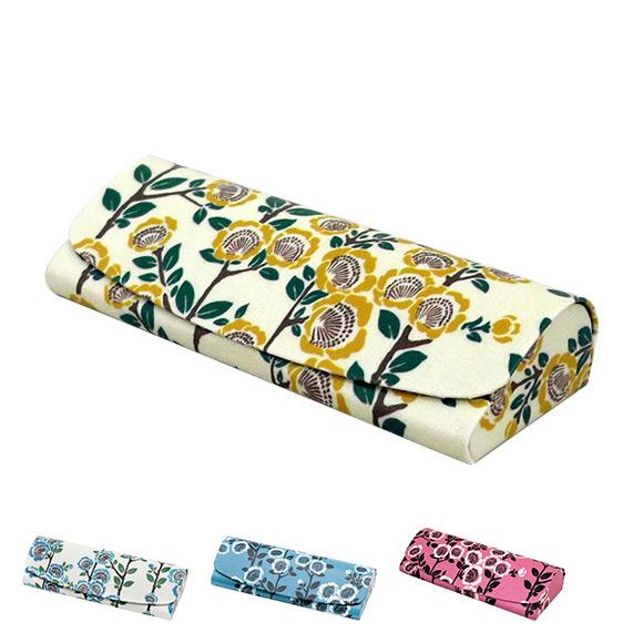 眼鏡盒(附磁鐵) 山茶花