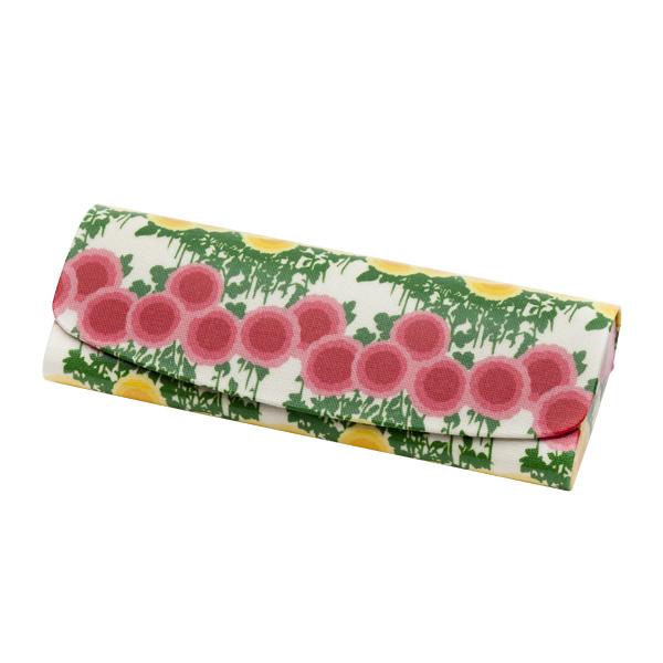 眼鏡盒(附磁鐵) 萬壽菊文