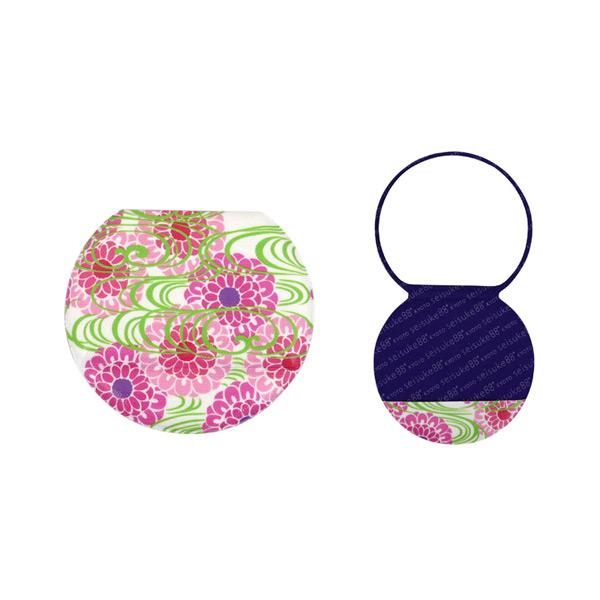 隨身鏡(小) 菊水紋