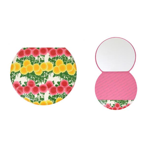 隨身鏡(大) 萬壽菊紋