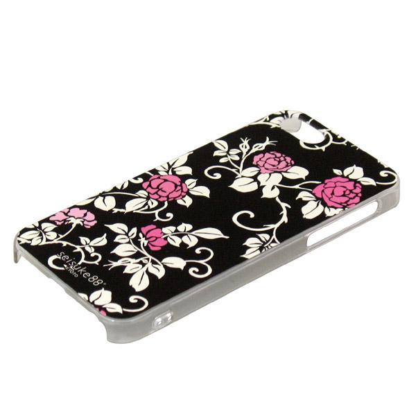 iphone保護殼(iPhone5/5s 適用) 薔薇
