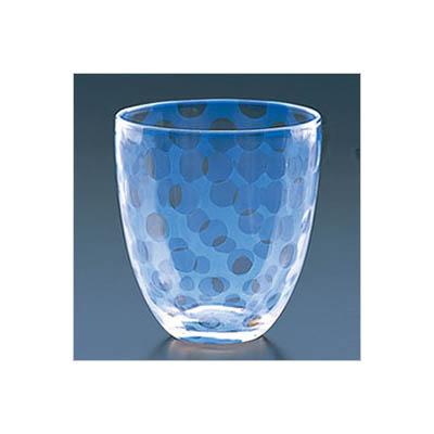 大正浪漫玻璃 大玻璃杯水珠圖案