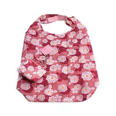 KUROCHIKU 和風環保購物袋 菊花