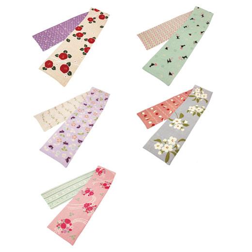 KUROCHIKU 柔軟兩面圍巾