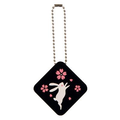 KUROCHIKU 和風包包掛勾 兔