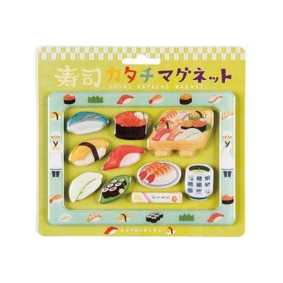 和风磁铁组 寿司