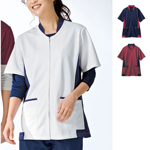 [cecile] Front Opening Scrub / New Arrival Spring 2020, Ladies