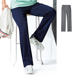 [cecile] Jersey Care Pants (for men) / New Arrival Spring 2020, Ladies