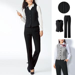 [cecile] Vest Suit (Vest + Pants) / New Arrival Spring 2020, Ladies