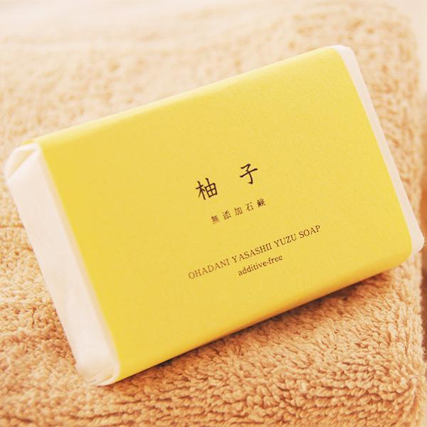 柚子手工皂/ 黃金工程製法