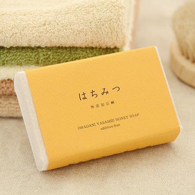 蜂蜜手工皂/ 黃金工程製法