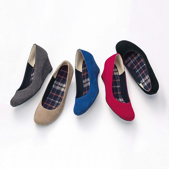 [RyuRyu] 全尺寸對應楔形淺口鞋/ SALE