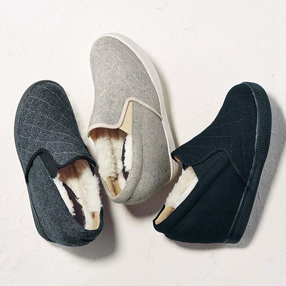 [RyuRyu]內增高鋪毛休閒便鞋/ SALE