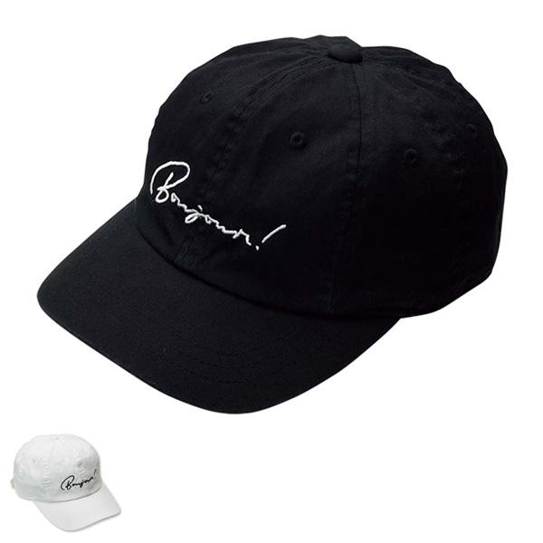 [RyuRyu] 刺繡鴨舌帽/SALE