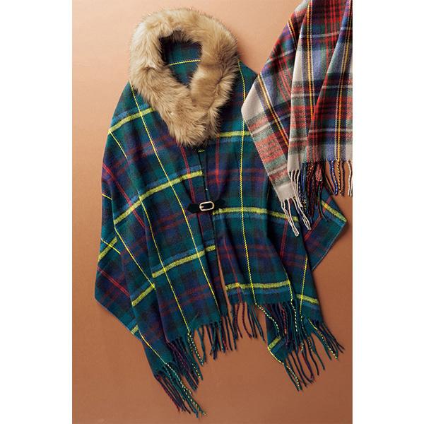[RyuRyu] 3件多變化披肩圍巾/SALE