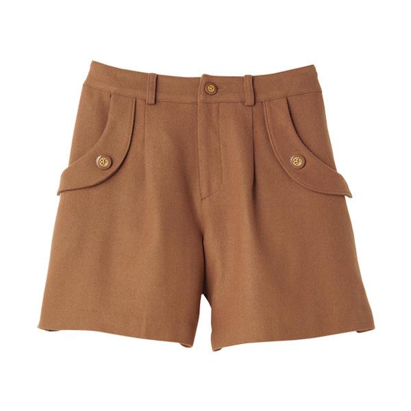 [RyuRyu]設計口袋短褲/SALE