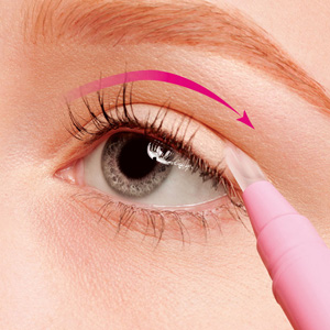 Eyelid, Design Pen