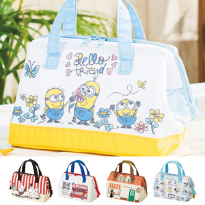 [RyuRyu] Gamaguchi Cold Lunch Bag That Opens Quickly