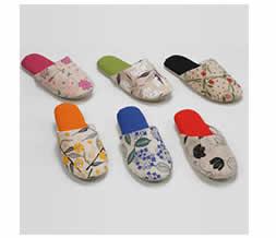 Hana-Manyō Slippers