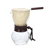 HARIO Wood Neck Drip Pot (For 1-2 Servings)