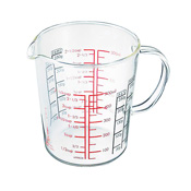 HARIO Measuring Cup Wide 500