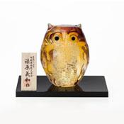 Parent Owl (Amber Gold)