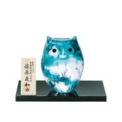 Child Owl (Green)