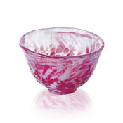 Sake Cup Collection, Cherry Blossom Petal Blizzard (B-4)