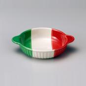 意大利风 立筋圆形焗烤盘