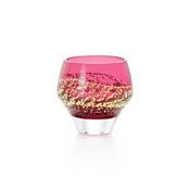 江戸硝子 紅玻璃 (べにはり) 冷酒杯 (純米酒)
