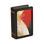 [弁当箱] ブック弁当 赤富士