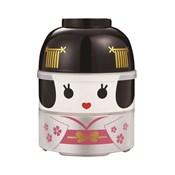 [便當盒] 木娃娃雙層便當盒(大) 舞姫