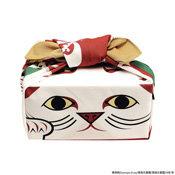 [風呂敷] 50 コチャエ 折り紙ふろしき まねき猫
