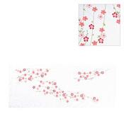 Gauze Tenugui Hand Towel, Full-Bloom Cherry Blossom