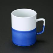 Dip马克杯 F 蓝色