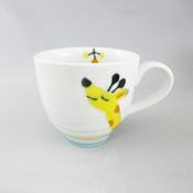 Hasamiyaki Mr. Giraffe Mug