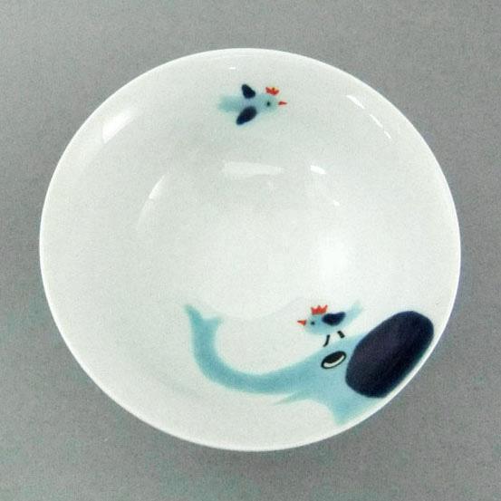 Hasamiyaki Mr. Elephant Rice Bowl