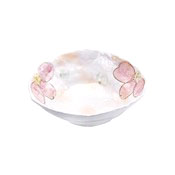 Minoyaki Hand-Painted Cherry Blossom Multi-Use Bowl